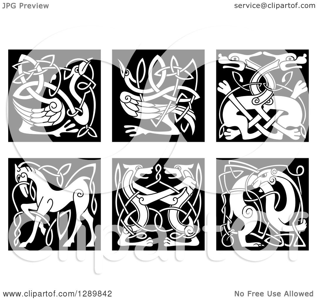 clip art celtic animals - photo #3