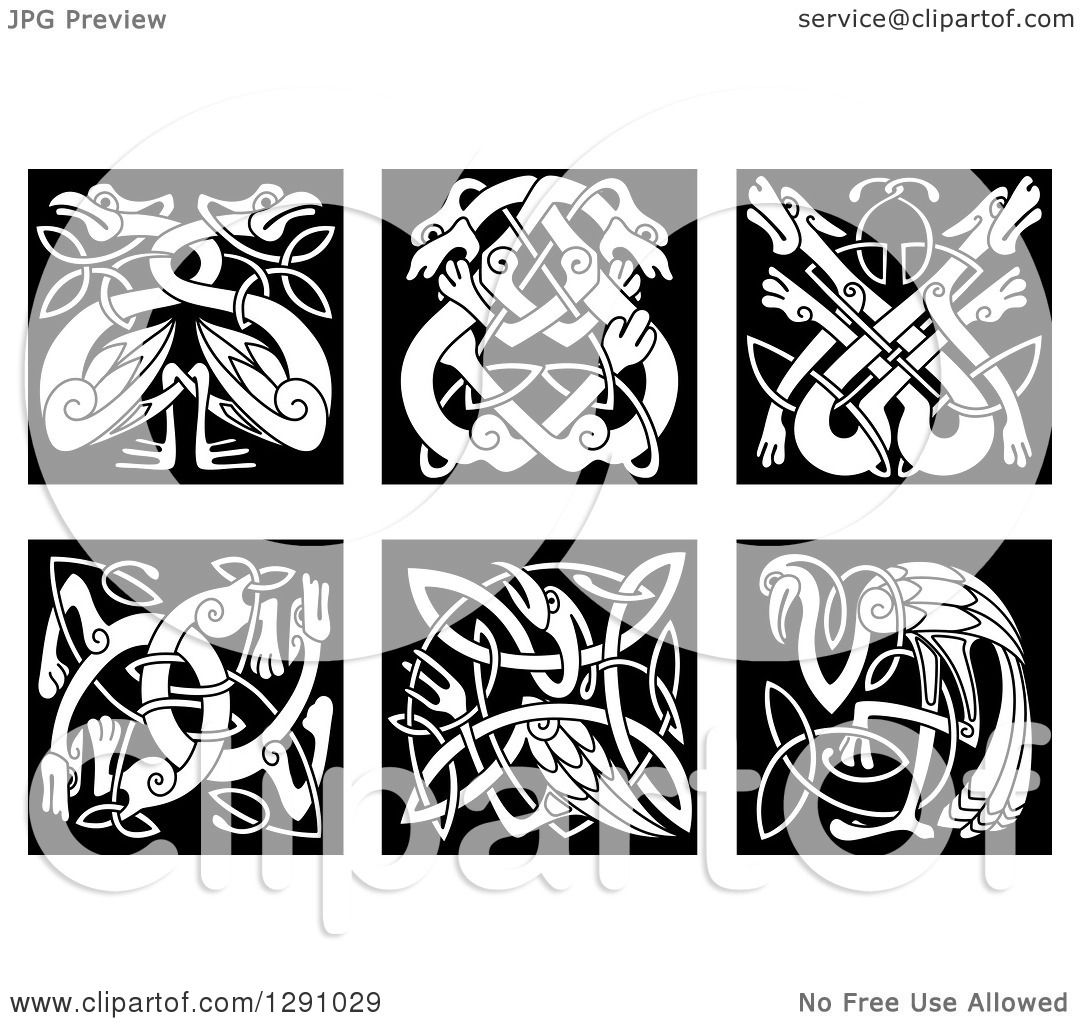 clip art celtic animals - photo #19