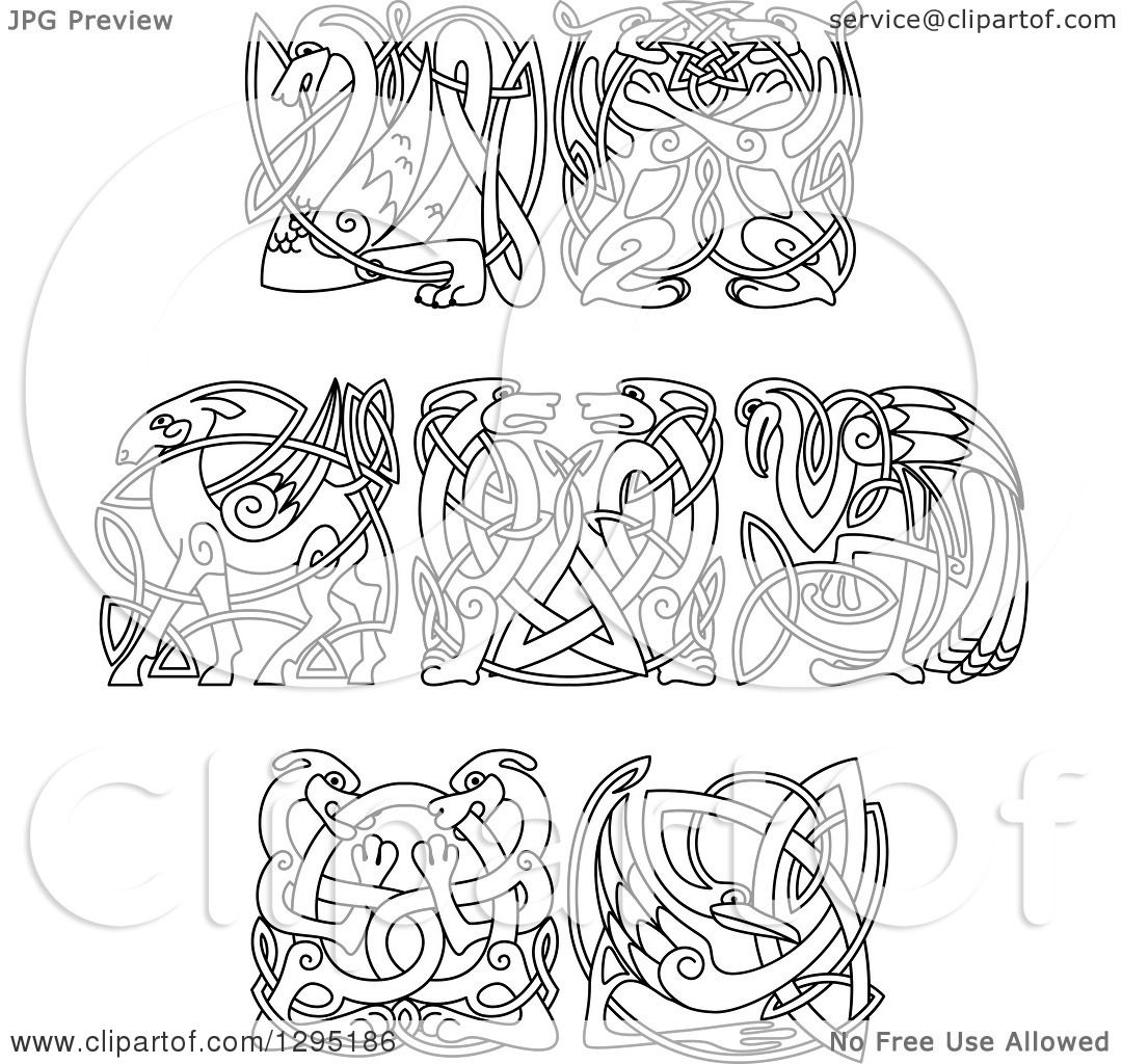 clip art celtic animals - photo #6