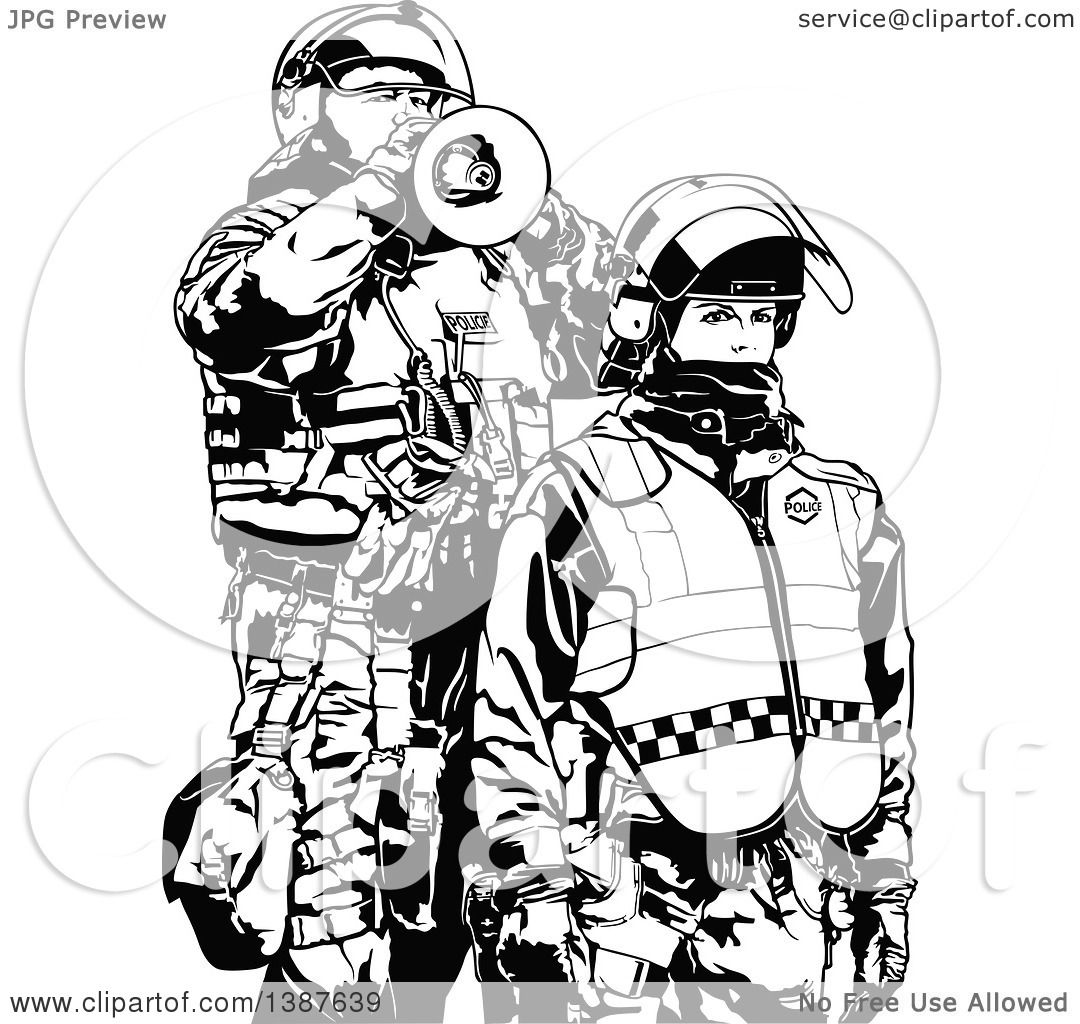 how to become a riot officer