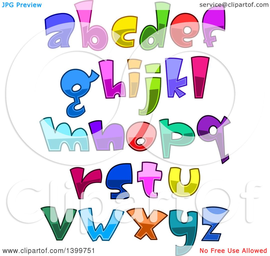 Lowercase Letter Clipart 64861 Infobit