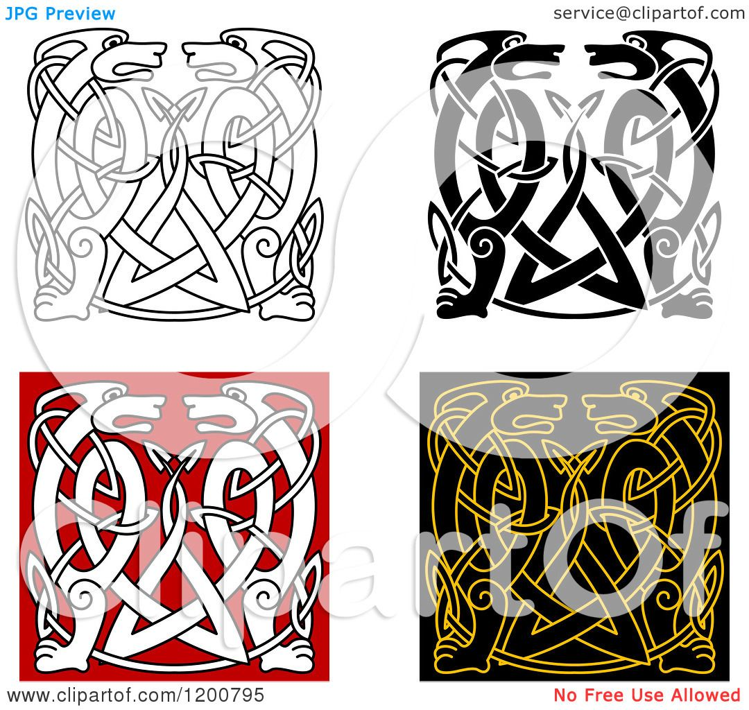 clip art celtic animals - photo #20