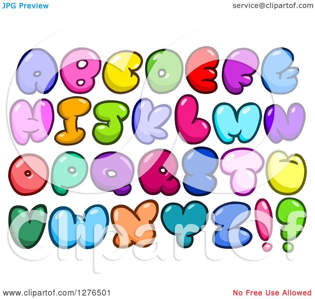B In Bubble Letters  Part 3  itubeappnet