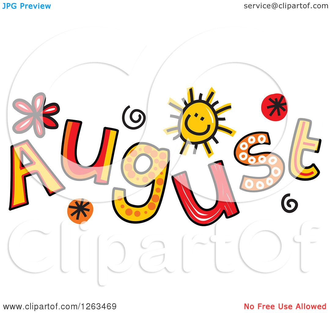 free clipart images august - photo #25