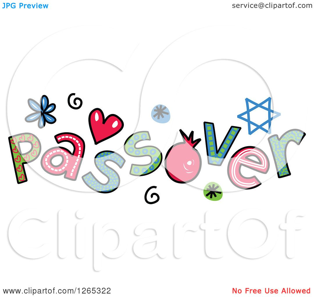 royalty free rf passover clipart illustration by bnp design studio ...