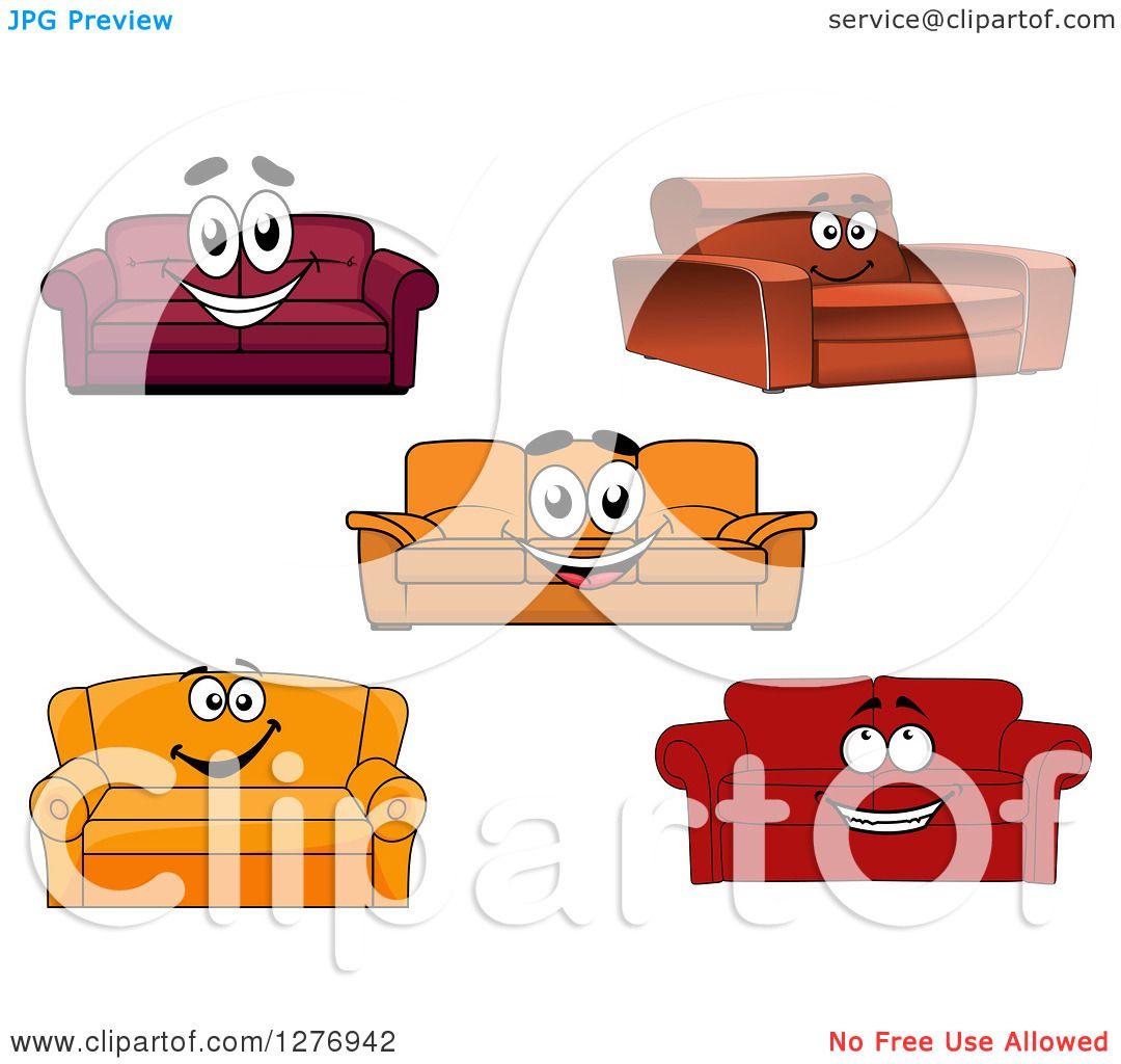 Couches Cartoon