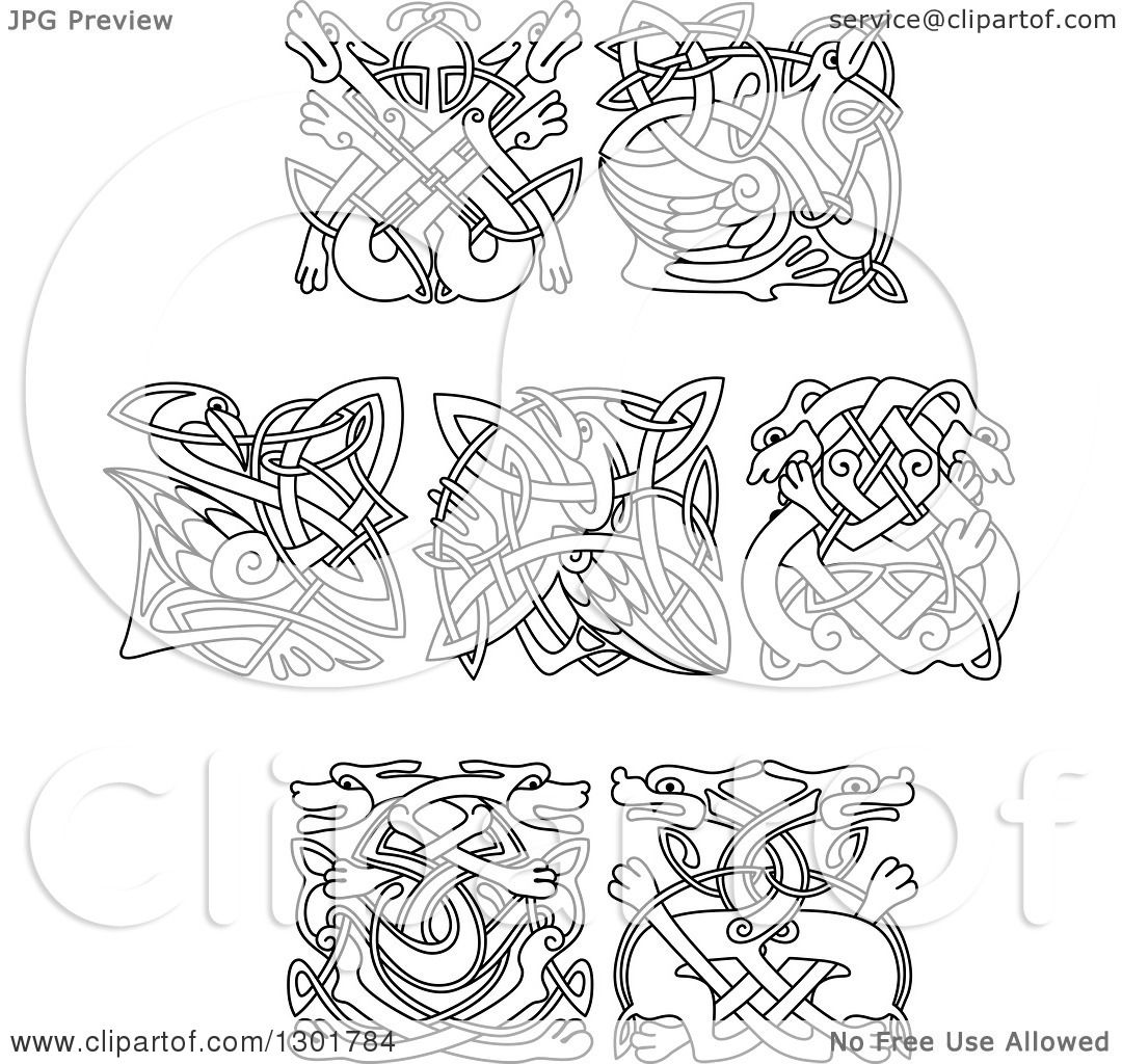clip art celtic animals - photo #13