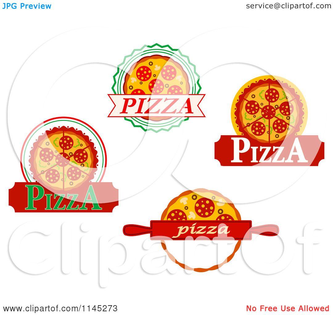 Pizza Pie Clipart