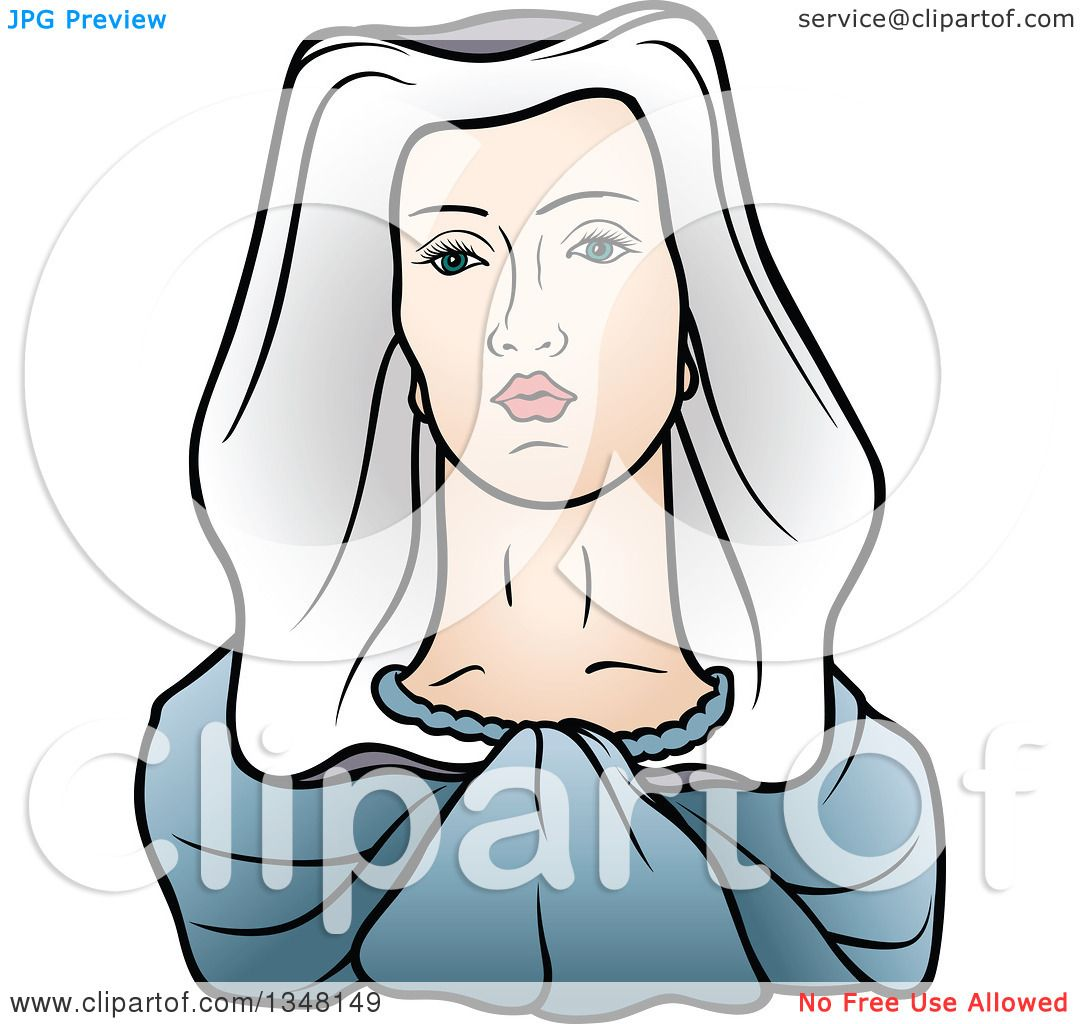 clipart of mother mary - photo #49