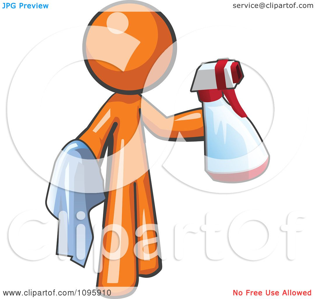 Cleaning bottles clip art - photo#22
