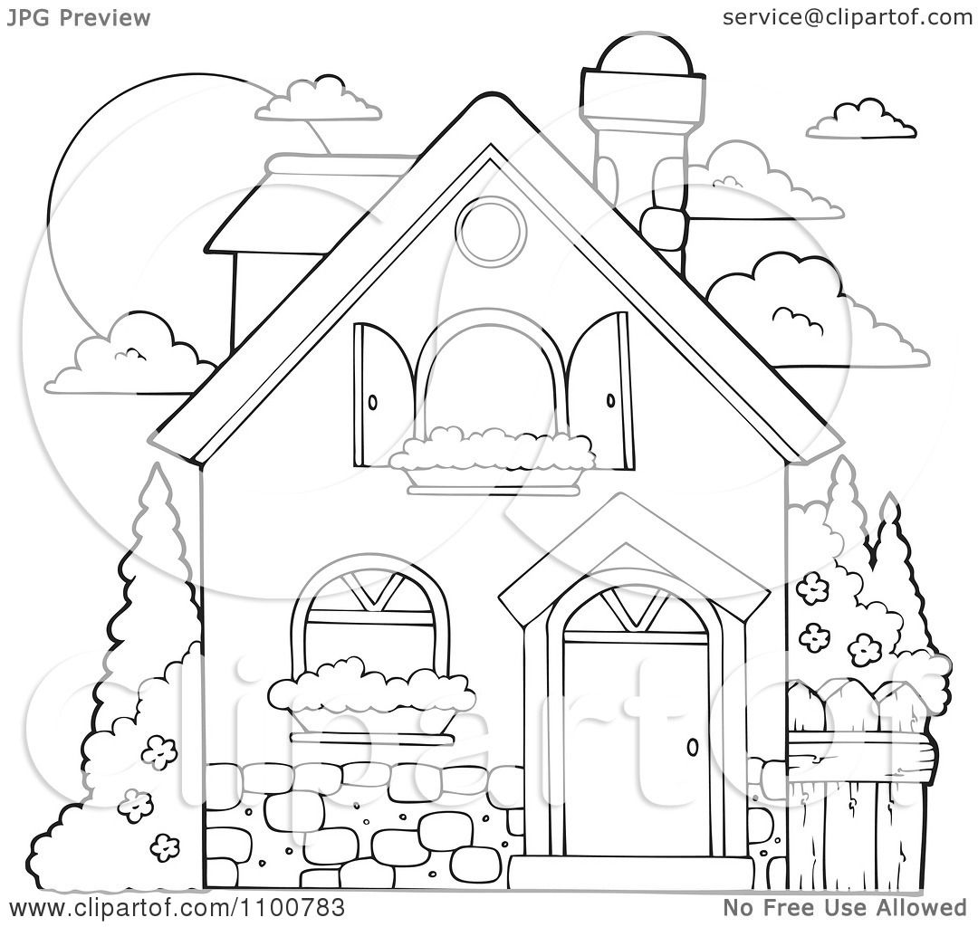 clipart house shutters - photo #37