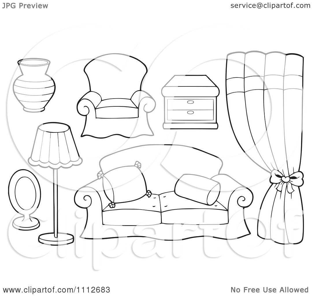 curtain drawing coloring pages sketch coloring page
