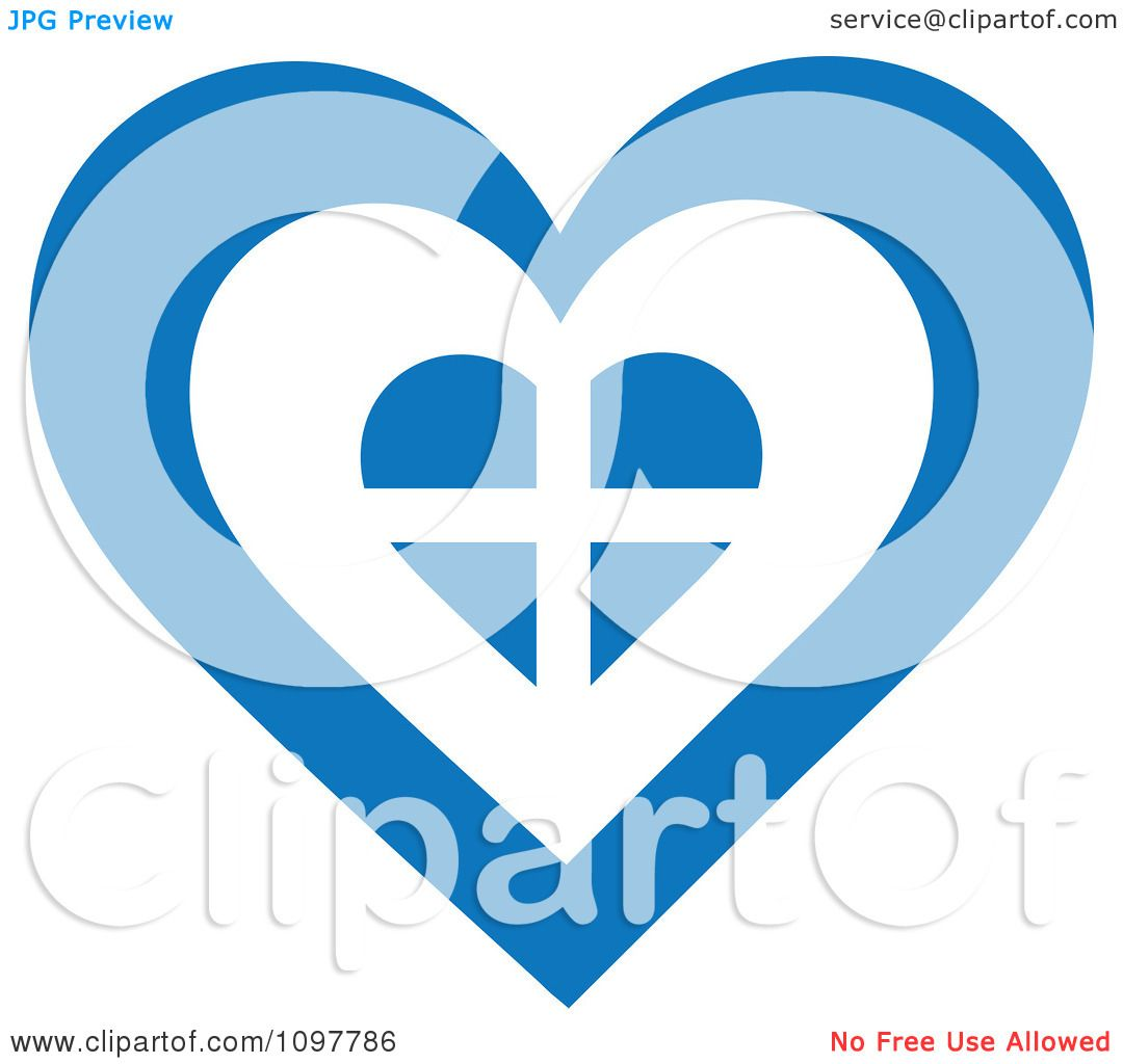 clipart patriotic flag heart with a greek design royalty free