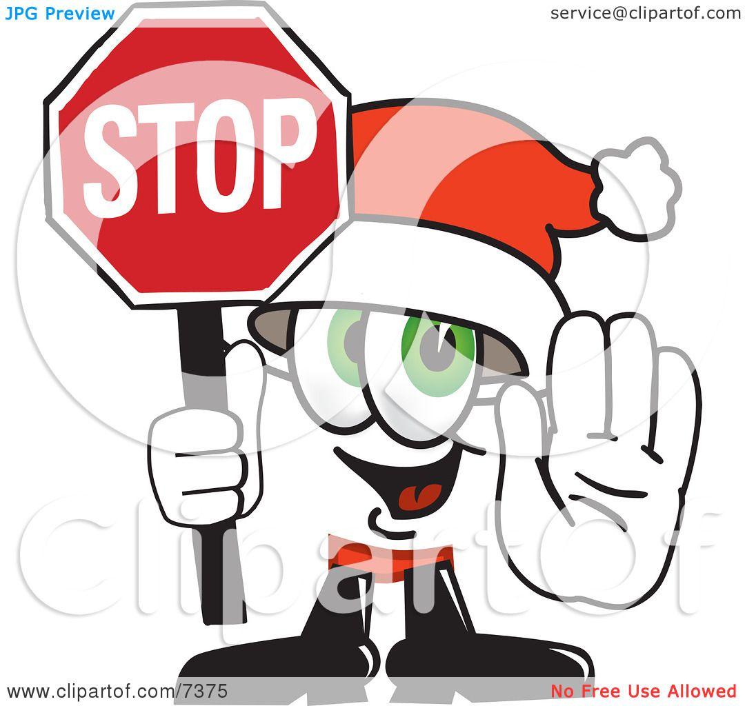 santa clip art signs - photo #27