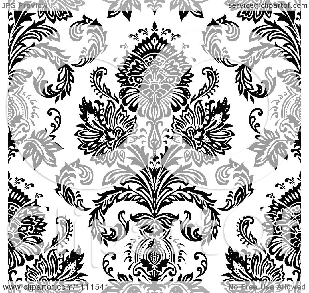 http://images.clipartof.com/Clipart-Seamless-Black-And-White-Vintage-Floral-Pattern-3-Royalty-Free-Vector-Illustration-10241111541.jpg