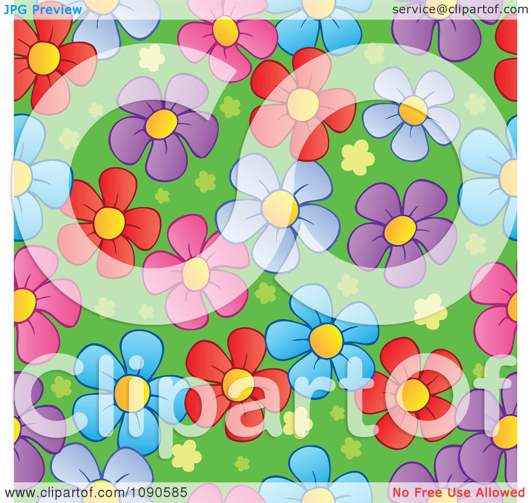 clipart colorful seamless - photo #11