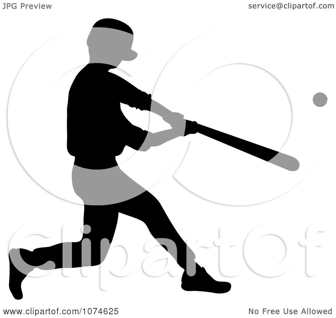 Displaying 19> Images For - Softball Player Silhouette Clipart...