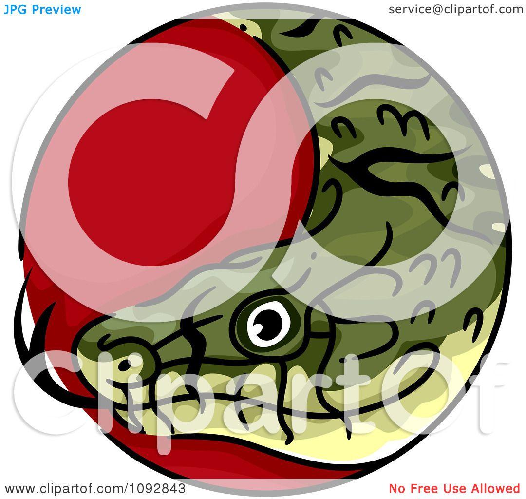 Chinese Circle Design Chinese zodiac circle