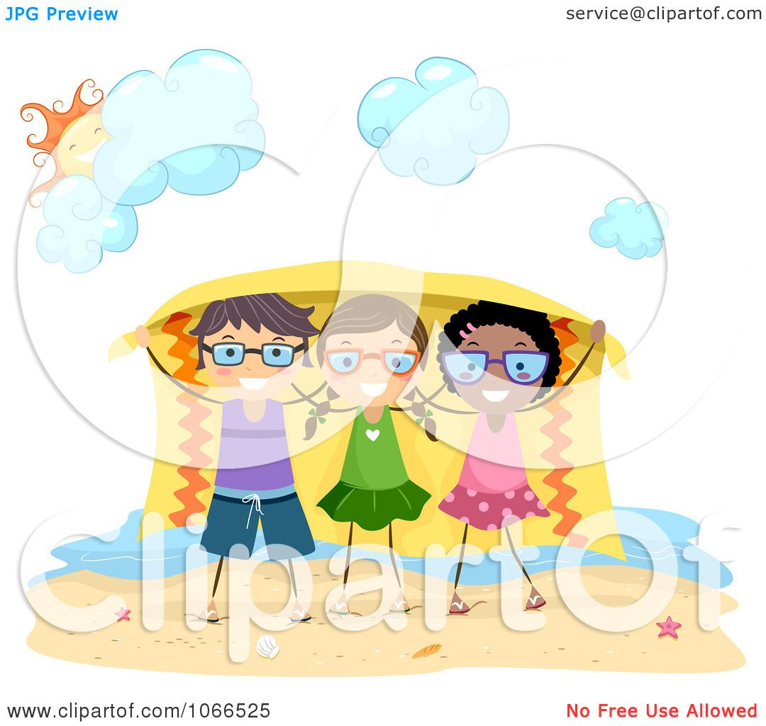 Baby Under Construction Clip Art Clipart stick kids under a