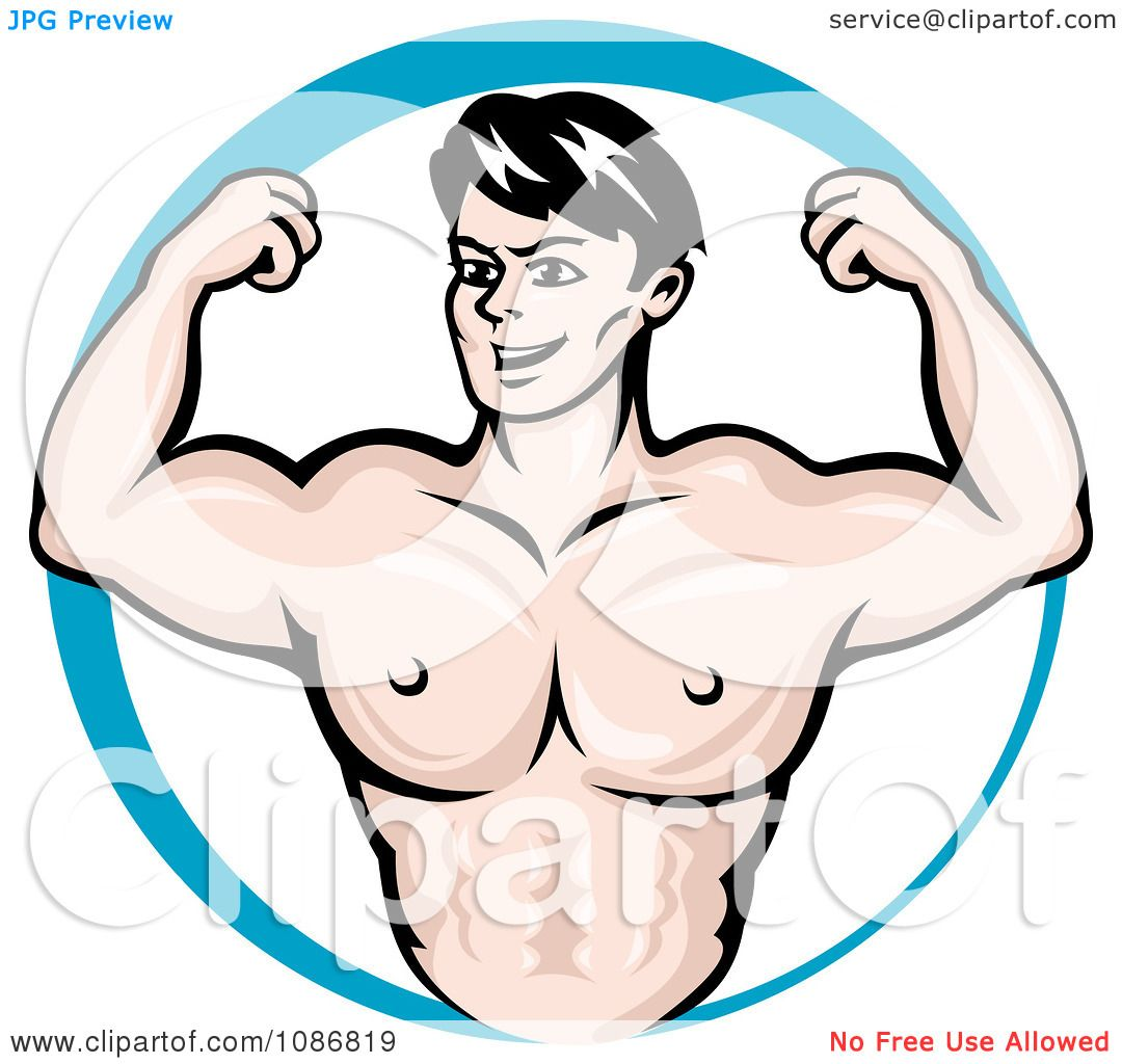 clipart strong man - photo #20