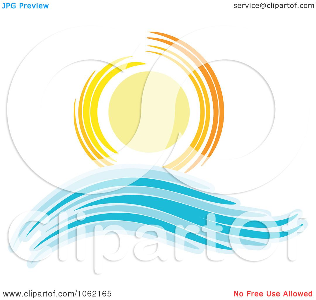 Ocean Wave Clip Art - ...