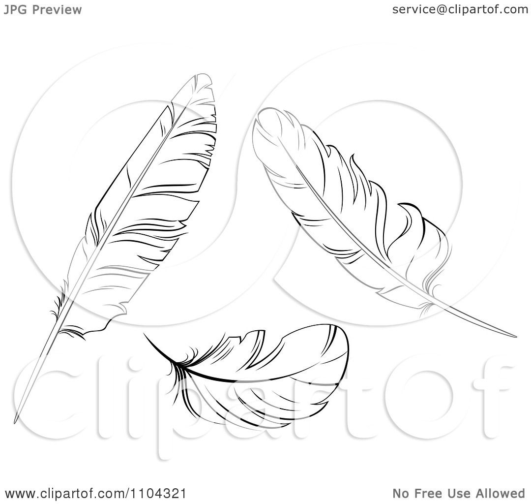 Free Bird Clipart Black And White Clipart Three Black And White