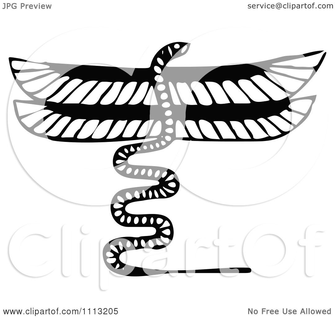 Dragon vector sign stock vector 313643336 shutterstock -  3 Clipart Vintage Black And White Serpent Dragon Royalty Free Vector