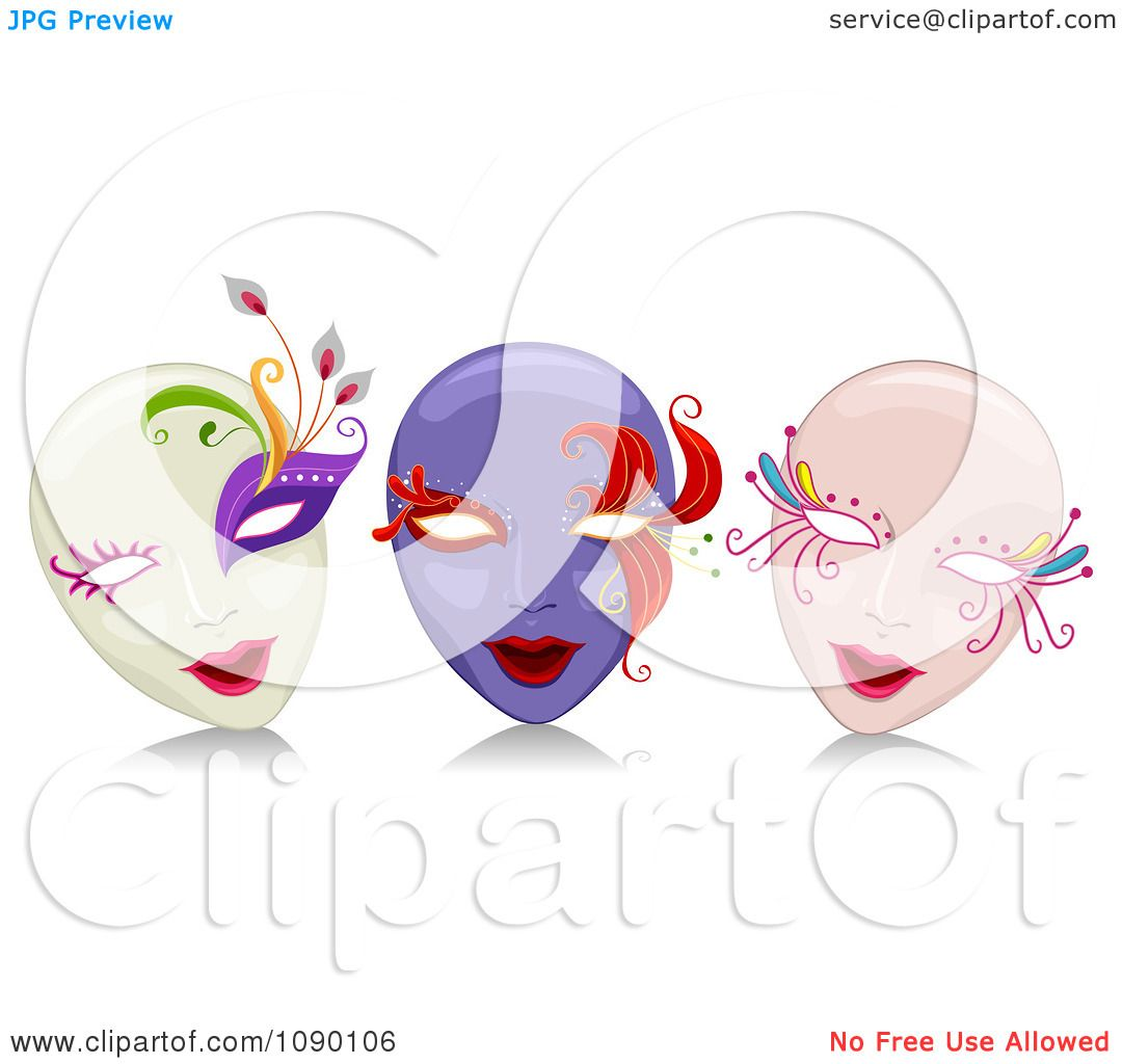 Mardi Gras Clip Art Free Crown Mardi gras beads clip art