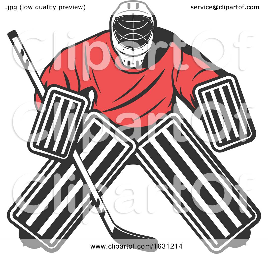 Hockey Goalie By Vector Tradition Sm 1631214