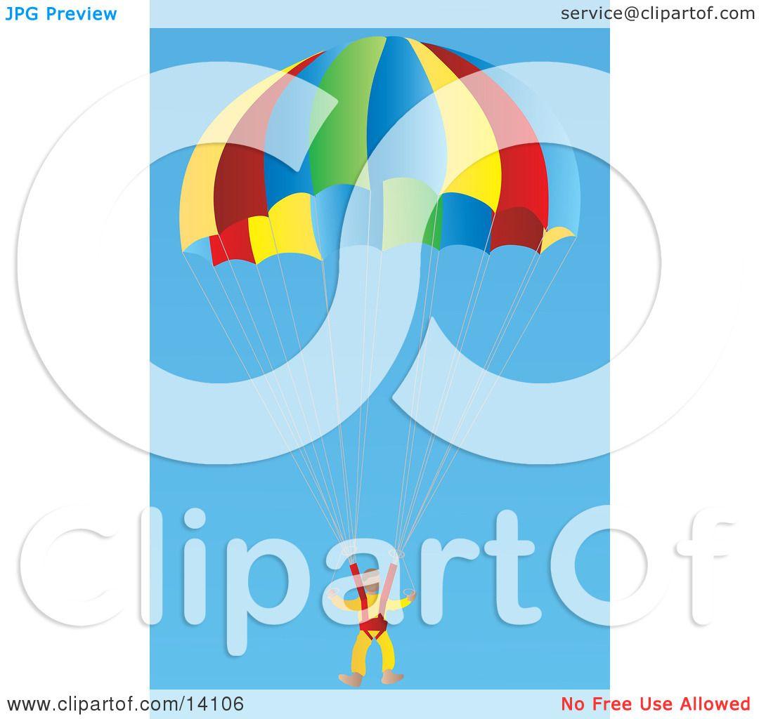 Parachute Clipart Parachute Aviation Clipart