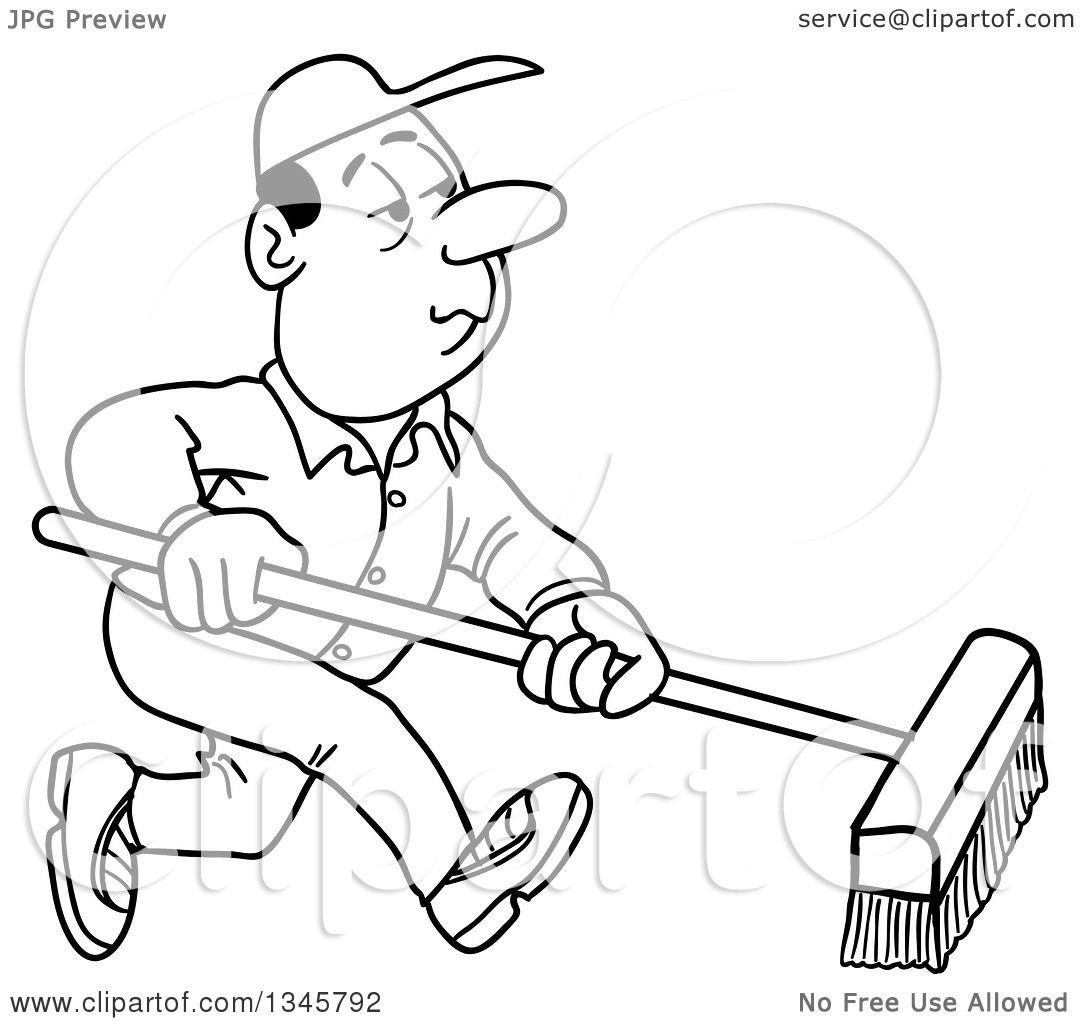 broom tree coloring pages - photo#13