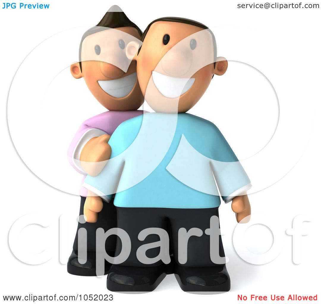 Gay handjob fondling each other