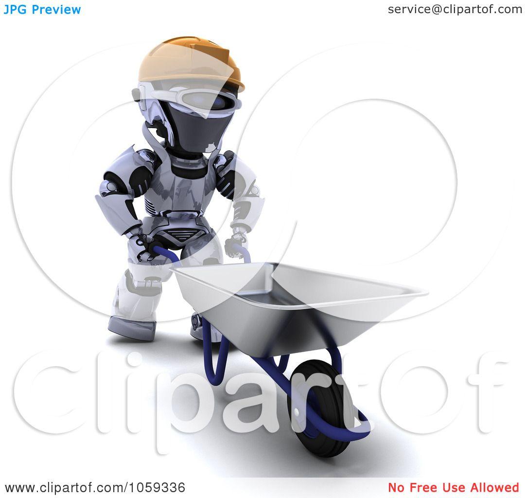 Robot Construction Robot Construction Worker