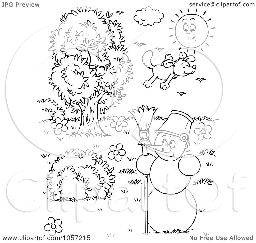 Royalty Over Loyalty Coloring Page: Royalty-Free Clip Art Illustration Of A Coloring Page
