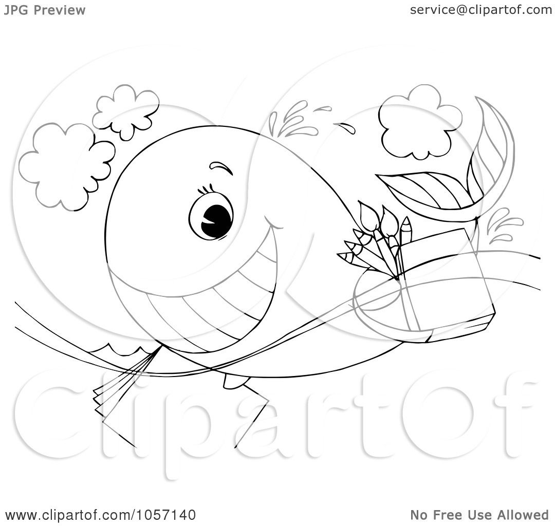art supplies and coloring pages - photo#21
