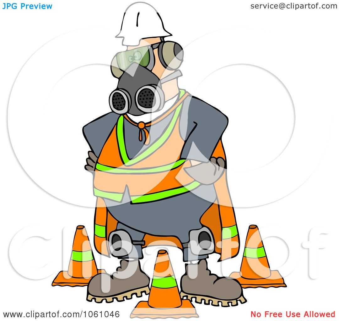 Royalty Free Clip Art Illustration Of A Construction