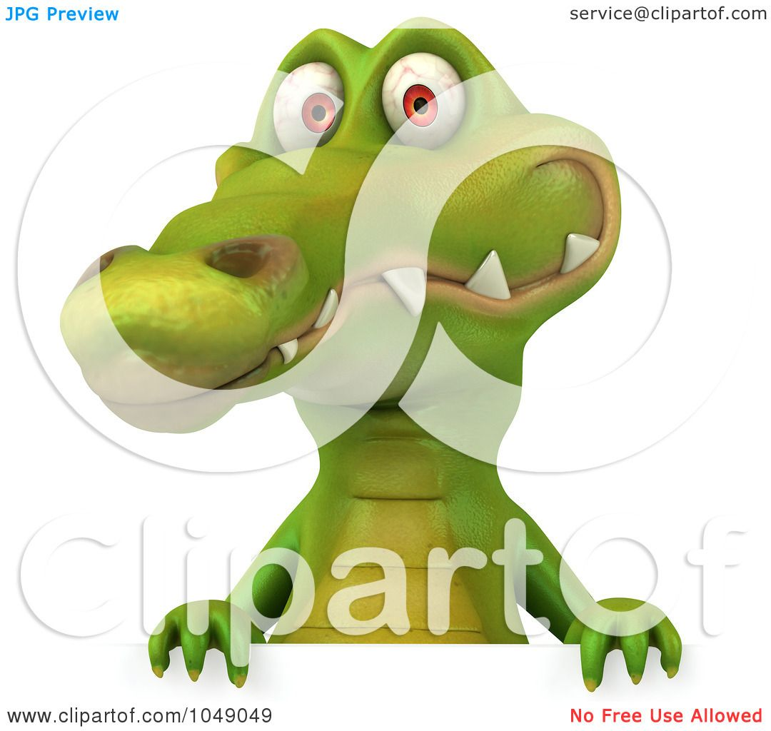 Displaying 19> Images For - Cute Alligator Clip Art...