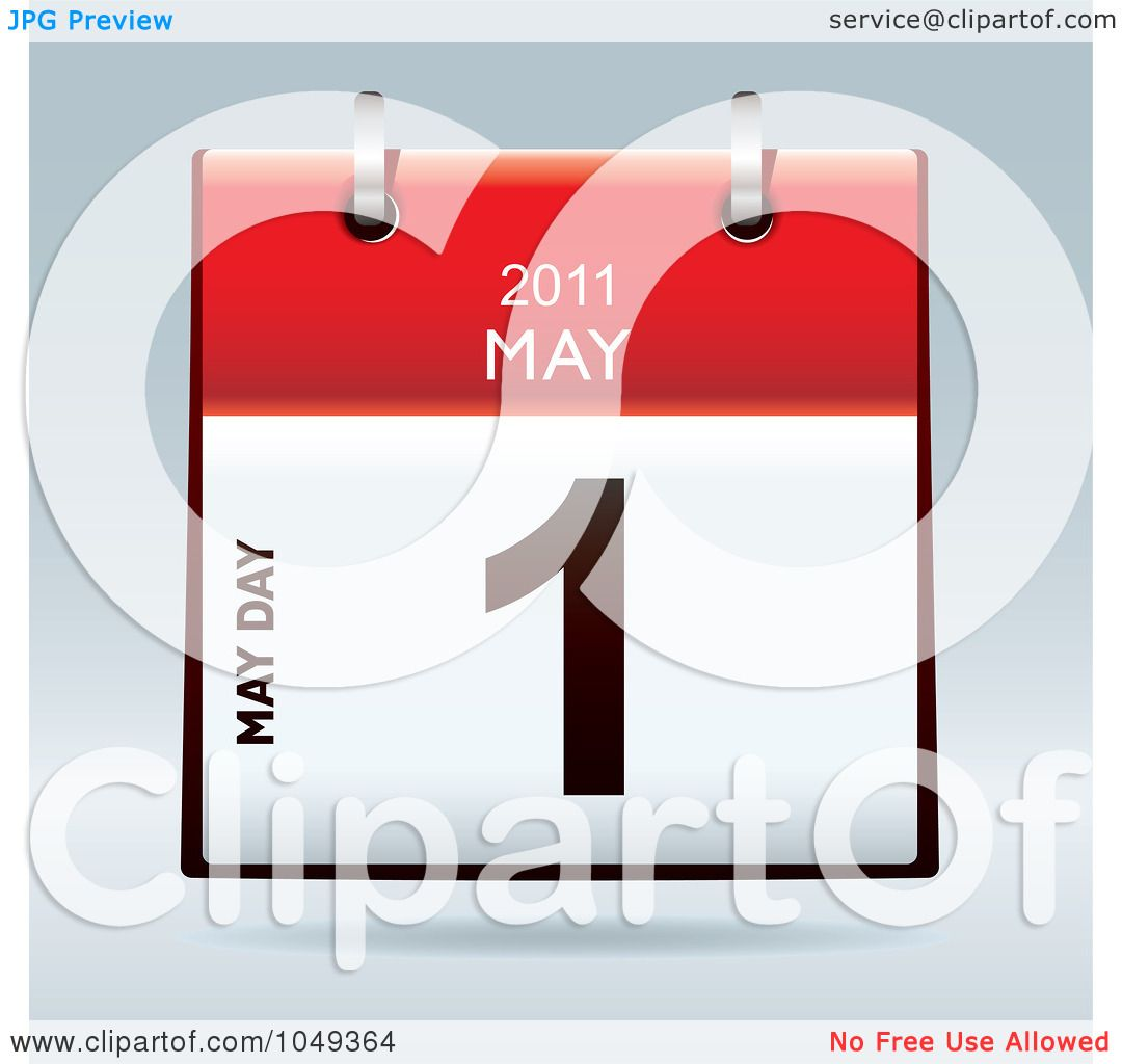 Royalty-Free (RF) May Day Clipart, Illustrations, Vector Graphics #1