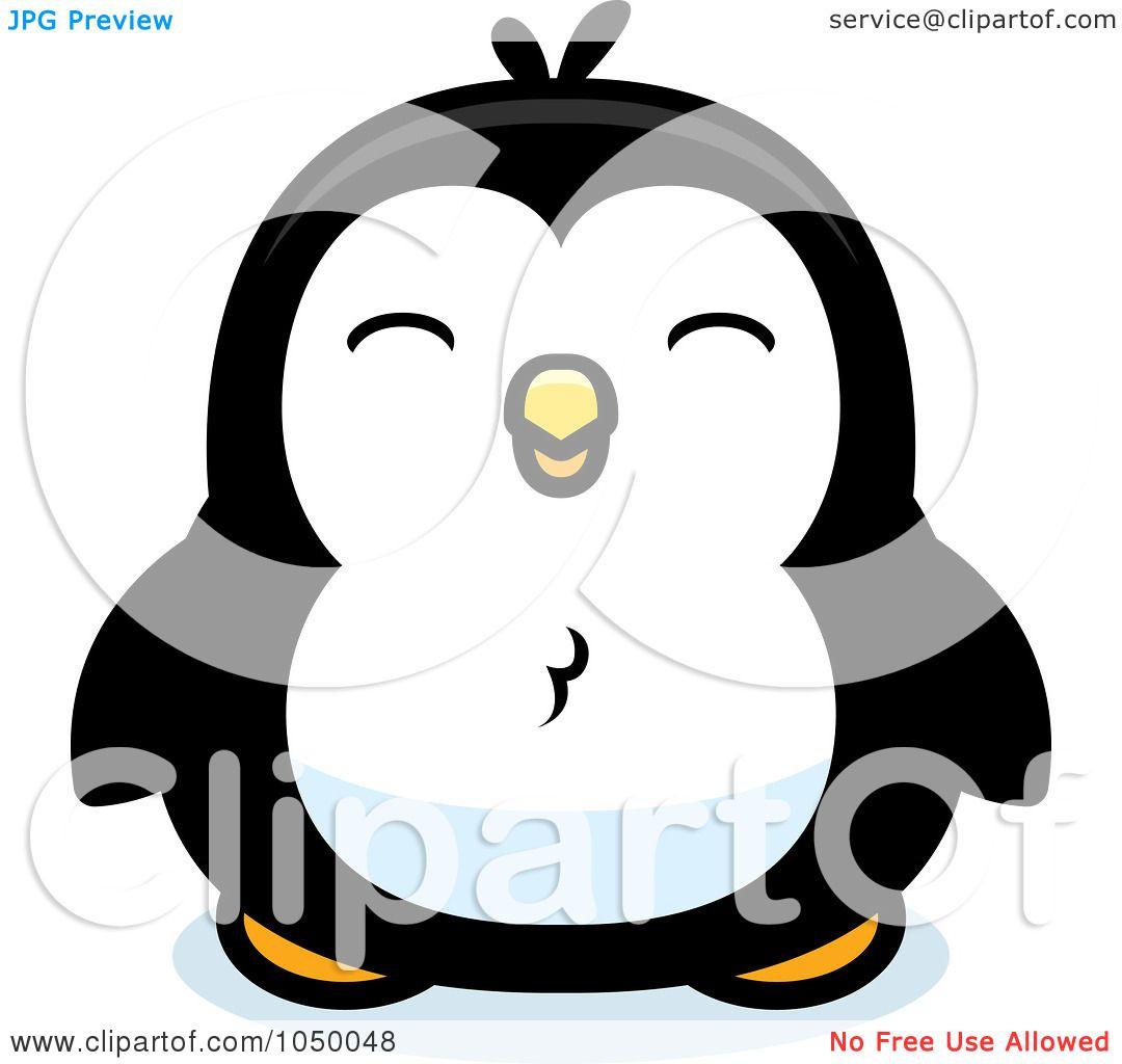 Baby penguin art - photo#28