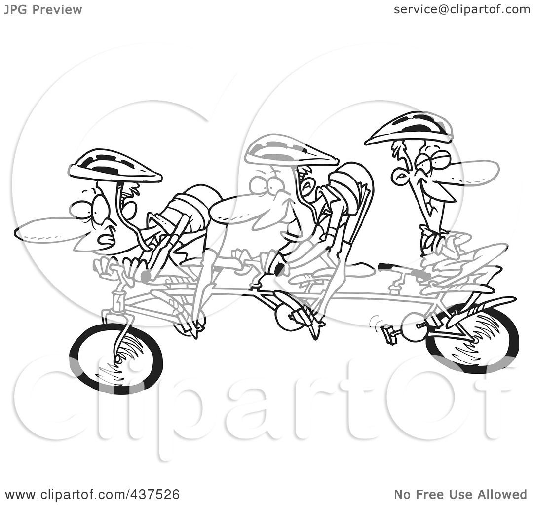lazy clipart black and white - photo #38