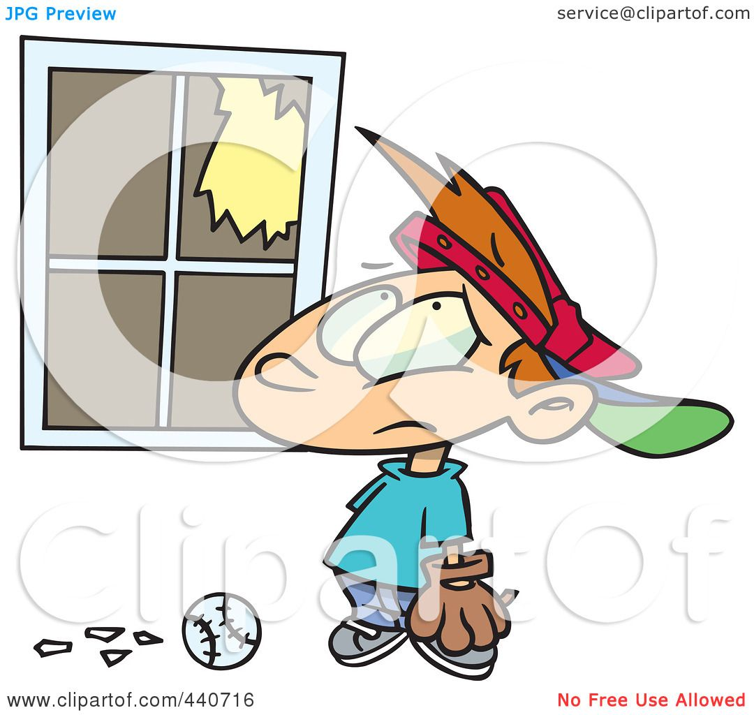 royalty free rf broken window clipart illustrations vector rh clipartof com  broken window clipart