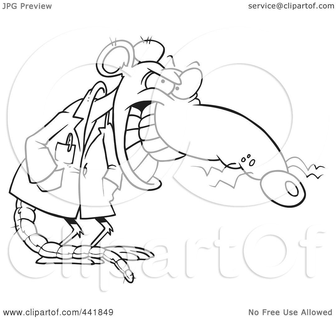 lab rats coloring pages - lab rats coloring page