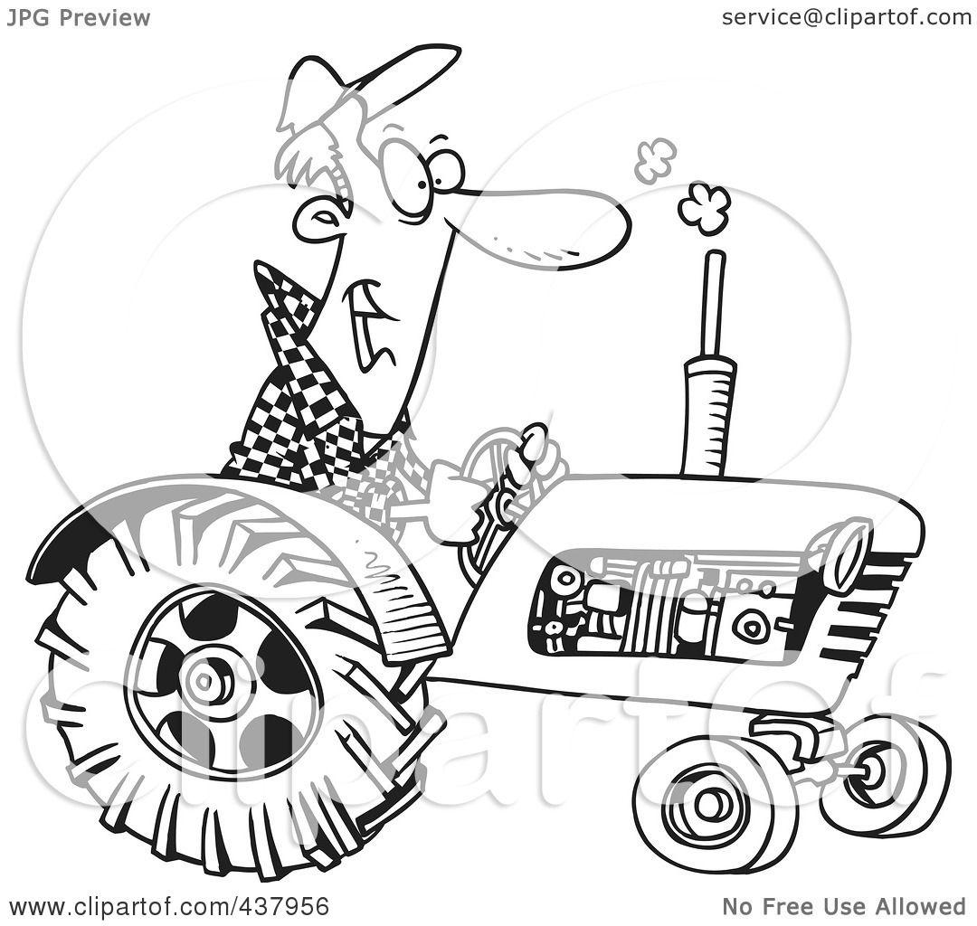 john deere lawn mower pulling tractors
