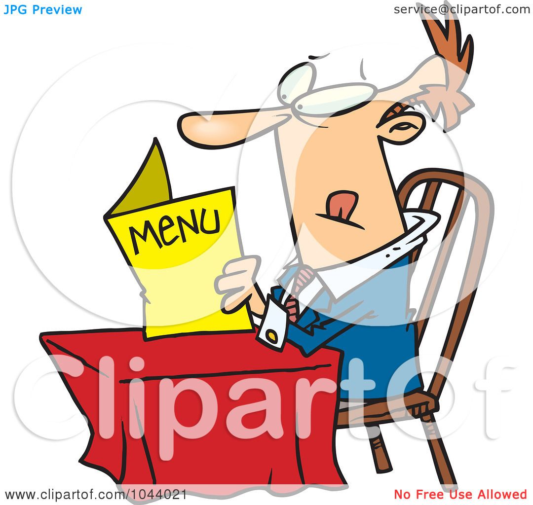 royalty free rf clip art illustration of a cartoon businessman rh clipartof com dinner clip art pictures dinner clip art pictures
