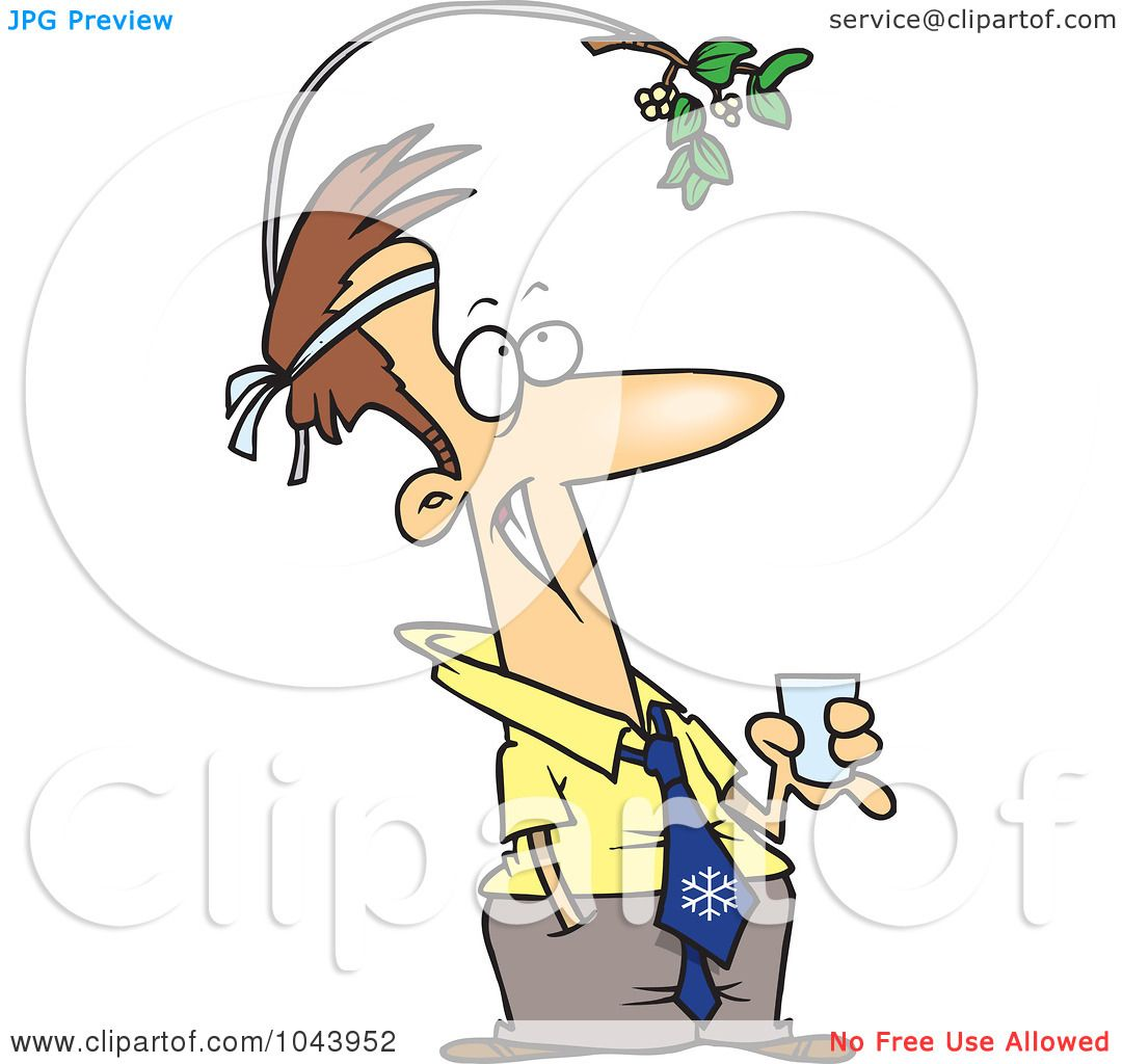 Royalty-Free (RF) Clip Art Illustration of a Cartoon Businessman ...