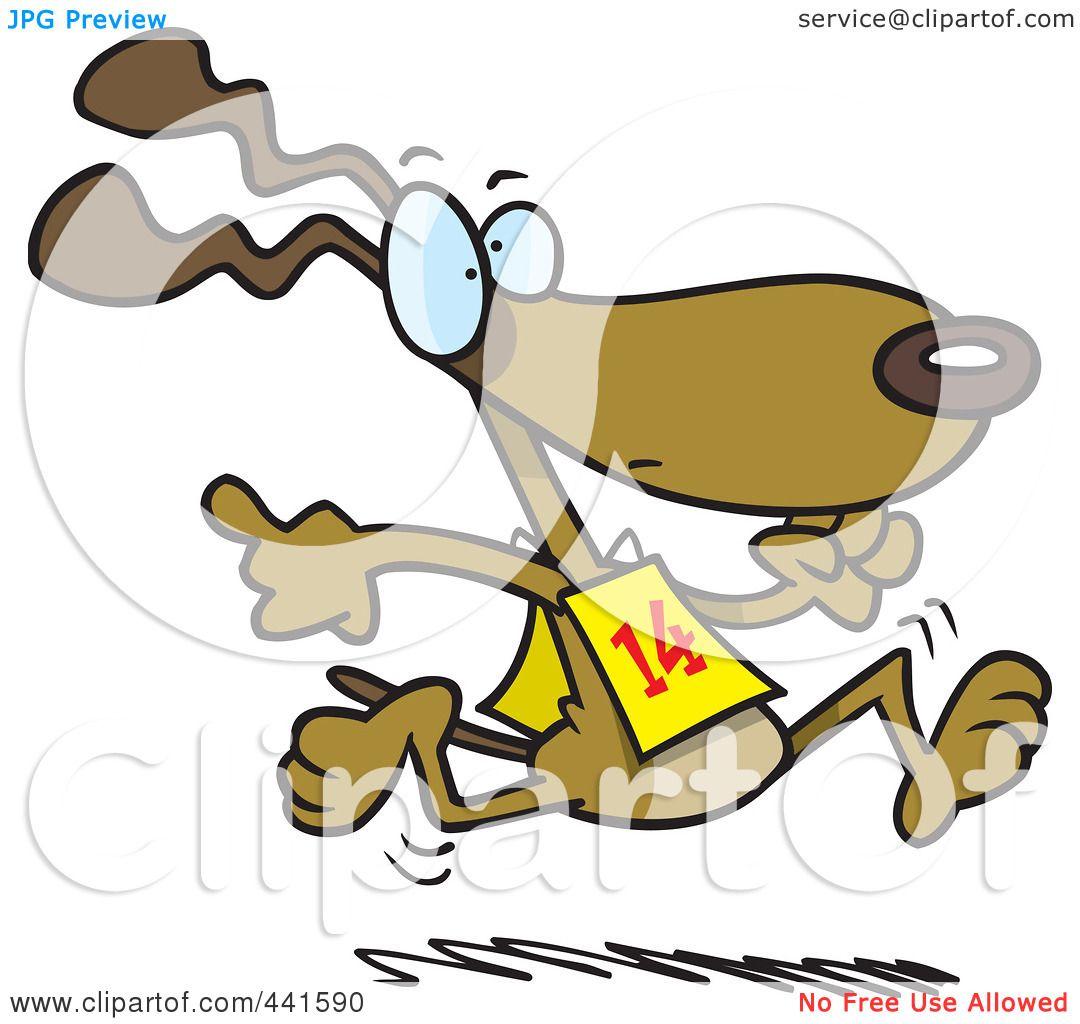 free clipart dog running - photo #38