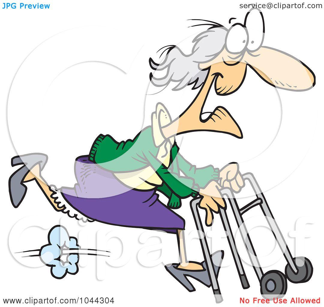 funny granny clipart - photo #22