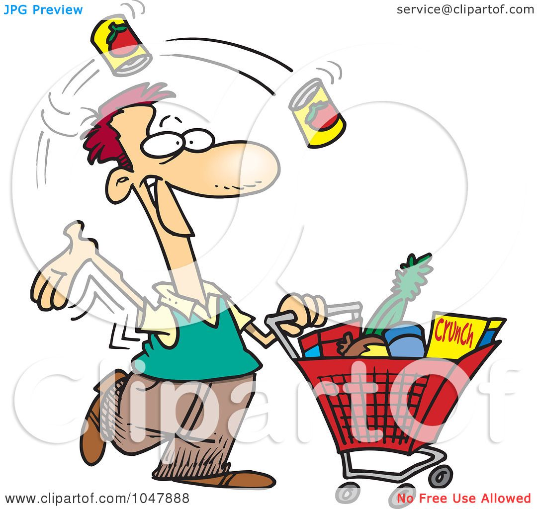 Displaying 17> Images For - Grocery Cart Cartoon...