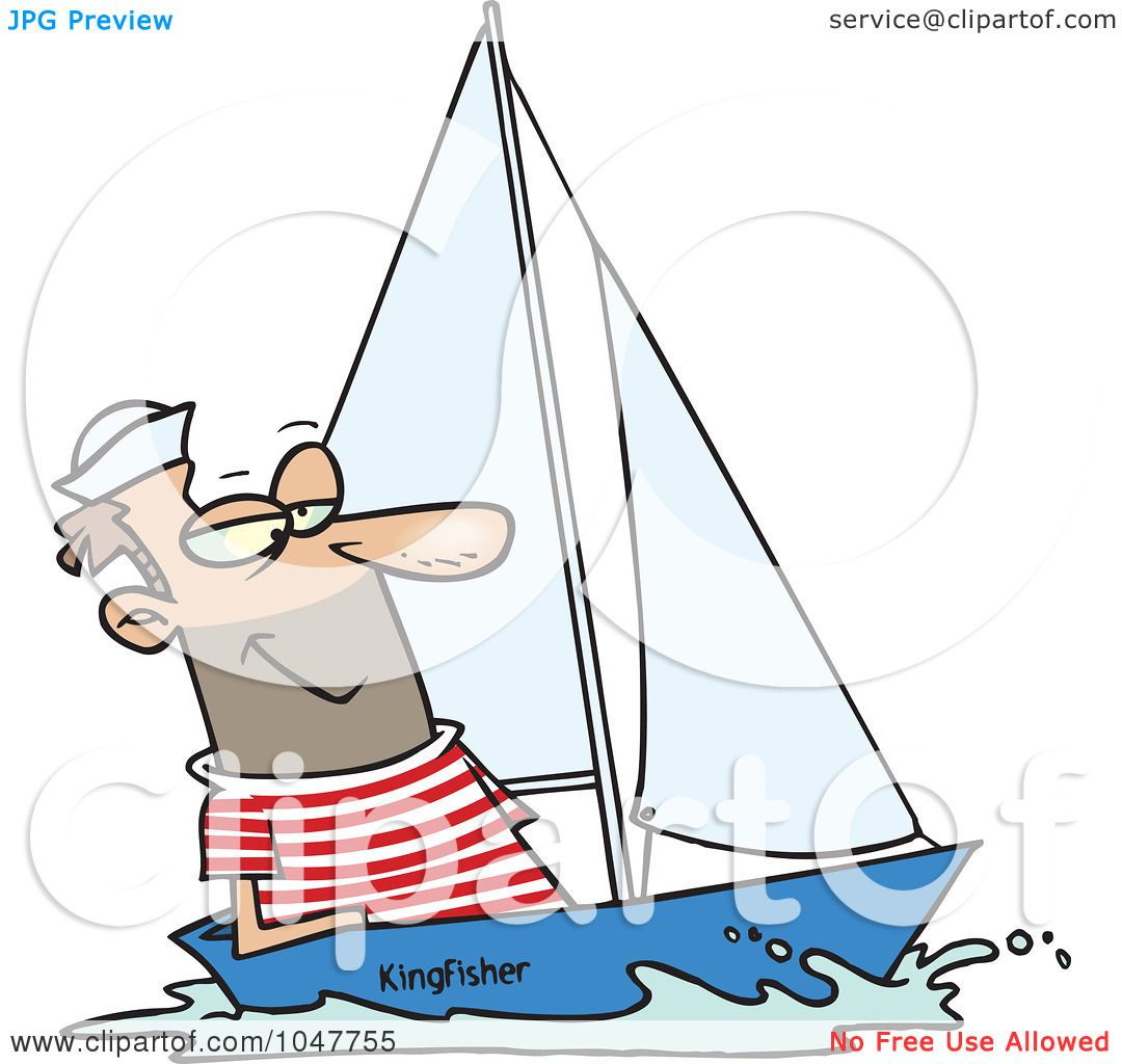 ... sailboat cartoon displaying 19 images for black and white sailboat