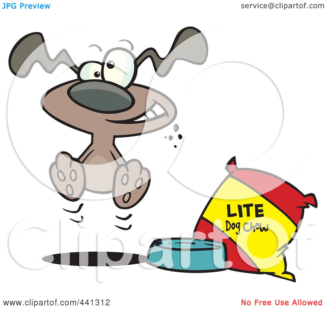 Royalty-Free (RF) Clip Art Illustration of a Cartoon ...